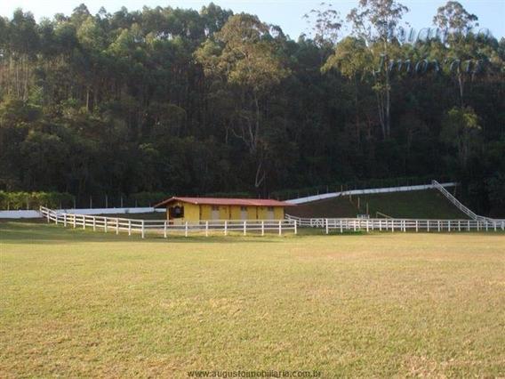 Sitio Permuta Ate 60% Do Valor, 4 Suítes, Campo, Piscina, La