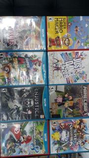 Juegos Nintendo Wii U Precio Por Unidad