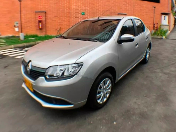Renault Logan Expression Automatico 2019