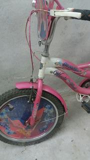 Bicicleta De Nena Usada