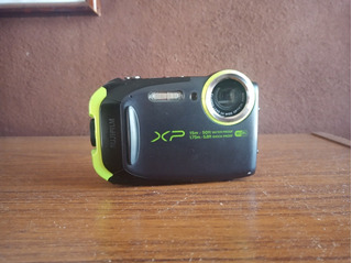 Cámara Todo Terreno Fujifilm Xp80