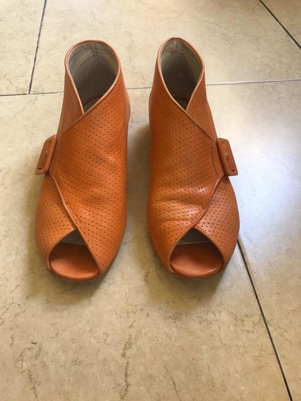 Zapatos Sofi Martire En Cuero Vacuno