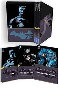 Batman 75th Anniversary Box Set Livro Scott Snyder