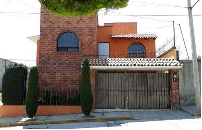 Preciosa Casa En San Felipe Tlalmimilolpan