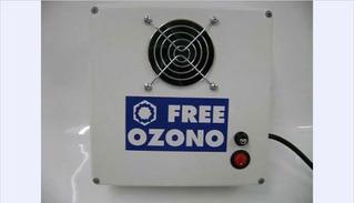 Ozonizador Elimine Virus, Bacterias Para Ambiente De 4 Lamp.