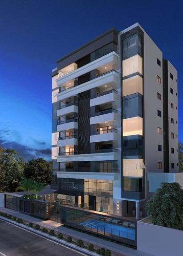 Imagem 1 de 9 de Apartamento Centro Itaja㍠ - 103544