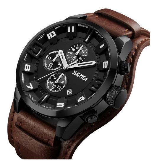 Relógio Masculino Skmei 9165 Original A Prova D