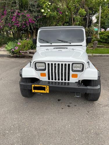 Jeep Wrangler Yj 1993 Hermoso Completamente Original