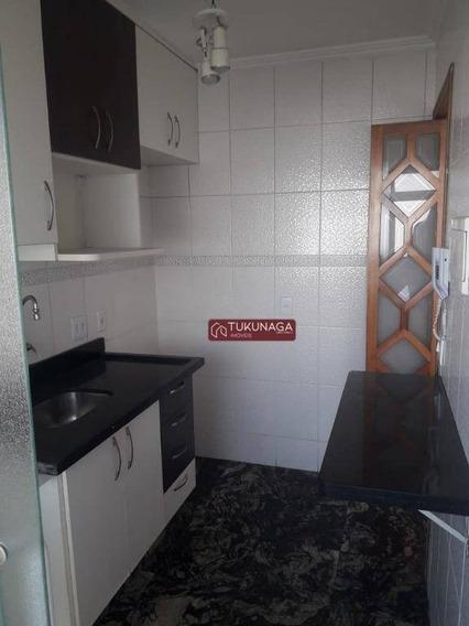 Apartamento Com 2 Dormitórios, 48 M² Por R$ 329.000 - Vila Guilherme - São Paulo/sp - Ap3373