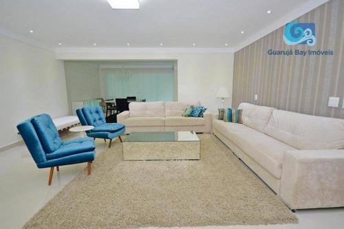 Imagem 1 de 30 de Apartamento À Venda, Praia Das Pitangueiras, Guarujá. - Ap4575