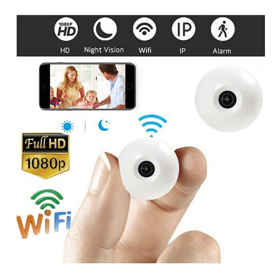 Casa Da Câmera Remota De Segurança 1080p Dvr