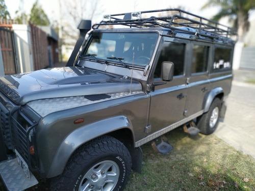 Imagen 1 de 10 de Land Rover Defender 2.4 Sw 110 S 2008
