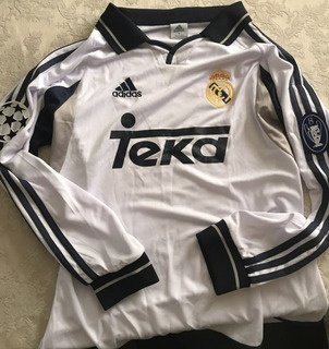 Camisa Real Madrid 2000