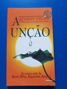 Livro: A Unção Benny Hinn