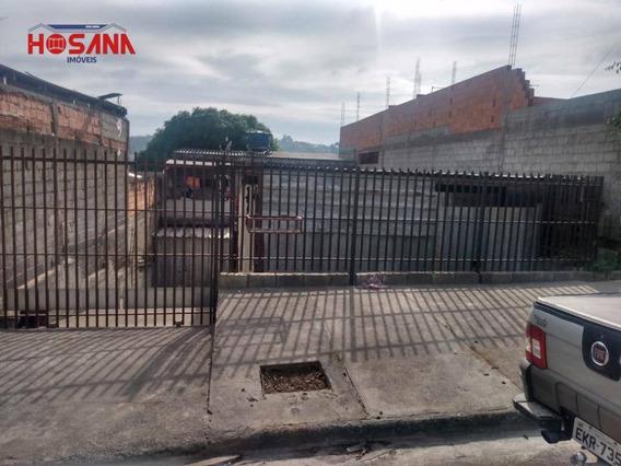 Casa Com 2 Dormitórios À Venda, 80 M² Por R$ 185.000,00 - Jardim Vassouras - Francisco Morato/sp - Ca0708