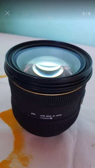 Lentes Sigma 24 70 2.8 Para Nikon Vendendo Barato!!!