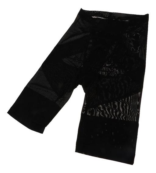Shapewear Masculino Compressão Cintura Alta Corpo L