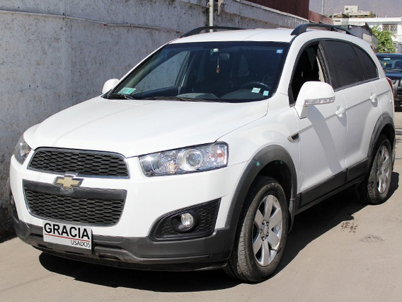 Chevrolet Captiva Ls 2.2 Diesel Mt 2014