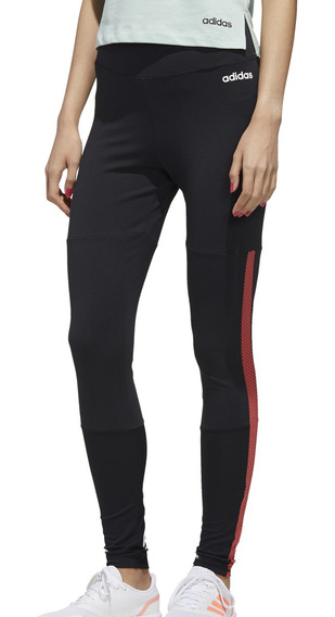 Calza adidas Training W Fast And Confident Mujer Ng/rj