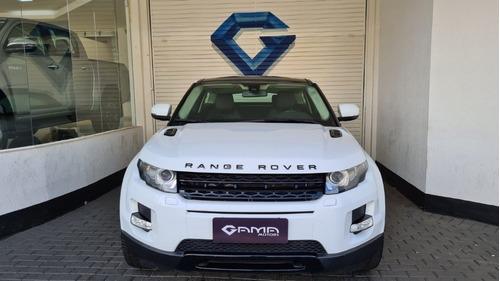Imagem 1 de 15 de Land Rover Range Evoque Pure P3d