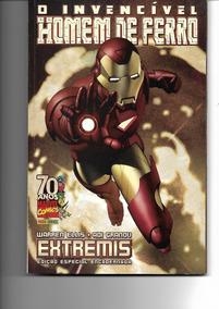 O Invencível Homem De Ferro - Extremis Vol 01m