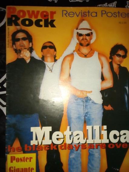 Metallica Poster Gigante Power Rock