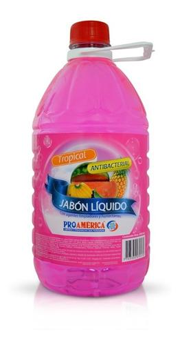 Jabón Para Manos Antibacterial 2000 Ml P - mL a $6