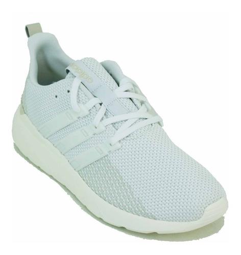 Zapatilla adidas Questar Flow Blanco Hombre Deporfan