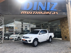 L200 Triton 2.4 Hls 4x2 Cd 16v Flex 4p Manual 2015/2015