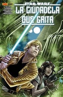 Star Wars: La Ciudadela Que Grita - Aaron, Checchetto