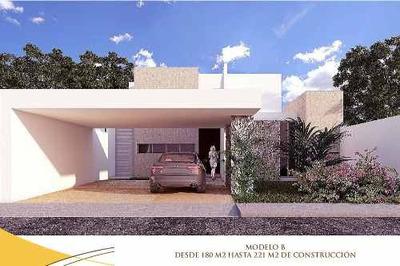 Estrena Residencia En Privada Magnolia Modelo B Plus De 4 Habitaciones