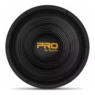 Woofer Profesional Spyder Pro 18 PuLG 800w Rms 4 Omhs