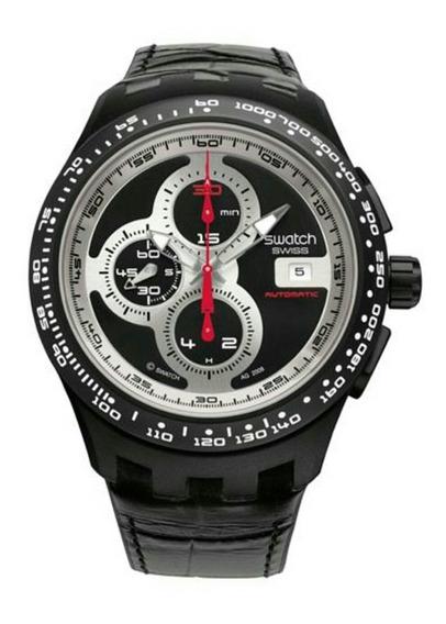 Swatch Irony Chrono Automatic Código: Svgb400 Relógio.
