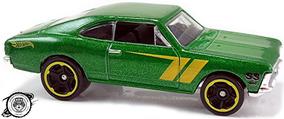 Hot Wheels Chevrolet Ss Opala Verde Multipack