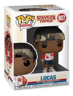 Funko Pop Stranger Things 807 Lucas Original Magic4ever