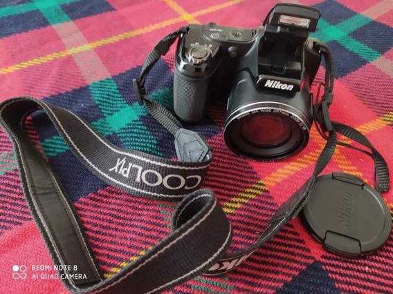 Camara Fotográfica Nikon Coolpix L820