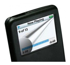 Protetor De Tela Para iPod 30 Ou 60 Gb I-concepts 18288