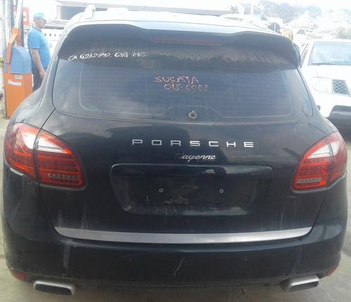 Porsche Cayenne V6 2013 Sucata Para Peças