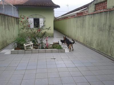 Ótima Casa No Balneário Jequitibá Em Itanhaém - Ca-248