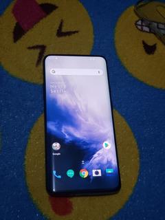 Vendo Oneplus 7 Pro Com 8gb De Ram E 256gb Top Demais