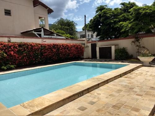 Casa Com 3 Dormitórios À Venda, 350 M² Por R$ 1.250.000,00 - Luz - Nova Iguaçu/rj - Ca0316