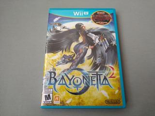 Bayonetta 1 Y 2 Originales Para Nintendo Wii U