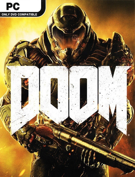 Doom 4 Pc - 100% Original (steam Key)