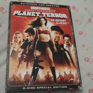 Planet Terror - Planeta Terror -extendida Y Sin Censura 2dvd