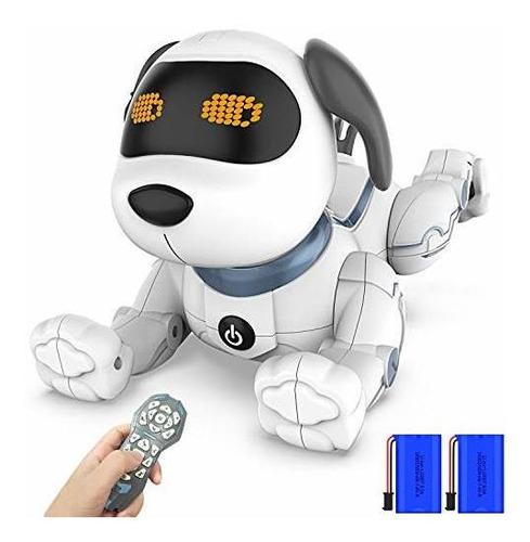 Robot De Control Remoto Para Cachorros Para Niños, Juguete