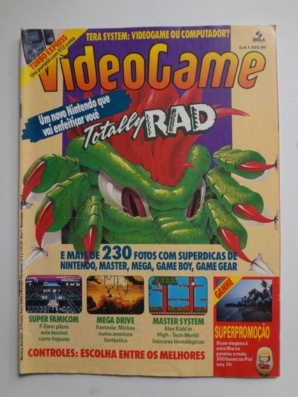 Revista Videogame Nº 8 Totally Rad