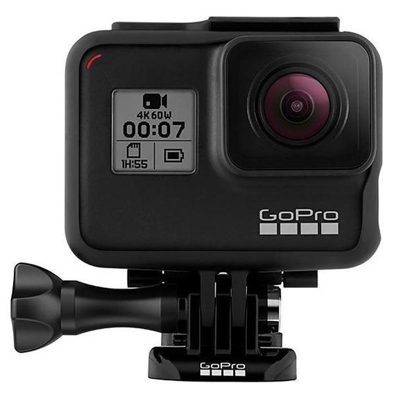 Câmera De Ação Gopro Hero 7/ 12mp 4k C/ Wi-fi E Comando Voz
