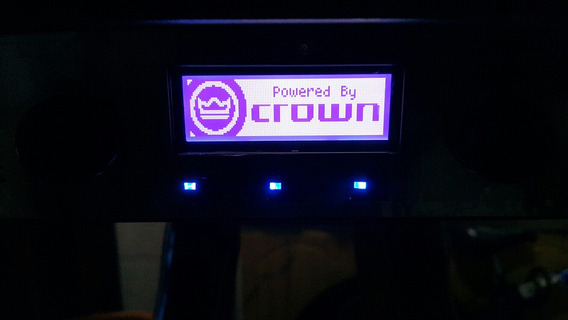 Potencia Crown Itech Hd 5000