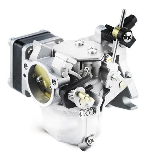 Carburador Completo Motor Popa Yamaha 9.9hp 15hp 1985-1995