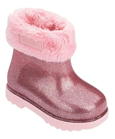Bota Infantil Mini Melissa Winter Boot